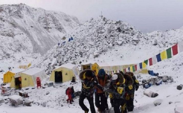 Uttrakhand: Foreign climbers go missing on way to Nanda Devi peak