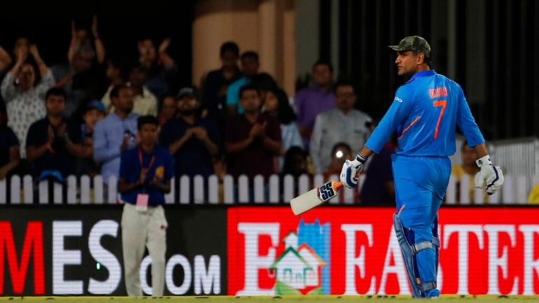 Team India still not ready for life without MS Dhoni