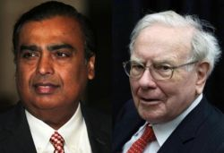 Mukesh Ambani becomes world's 7th richest man after overtaking Buffett