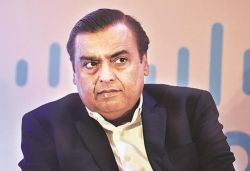 US warns Mukesh Ambani's Reliance over its business with Venezuela