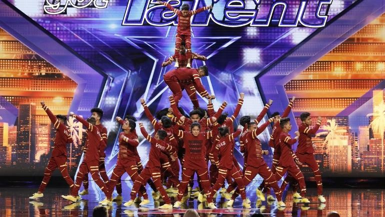 Mumbai dance group's stunning performance at America's Got Talent will blow your minds