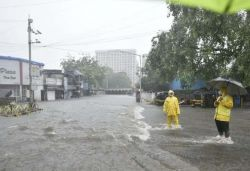 Mumbai records its second highest single-day July rain in 5 years