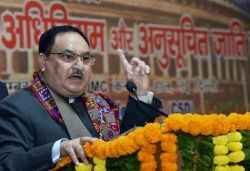 If Cong not behind CAA violence, why haven't they condemned it: Nadda