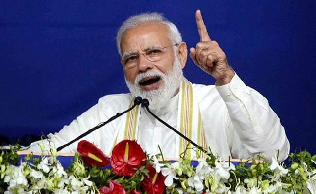 PM Modi To Kick-Off Second Day Of Gujarat Visit
