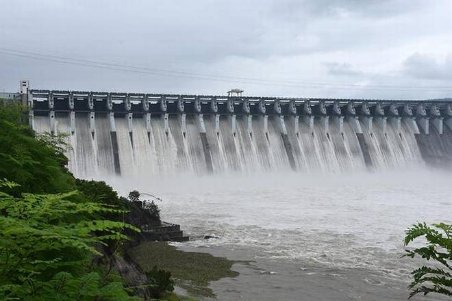 Narmada dam set to overflow at its highest level for first time