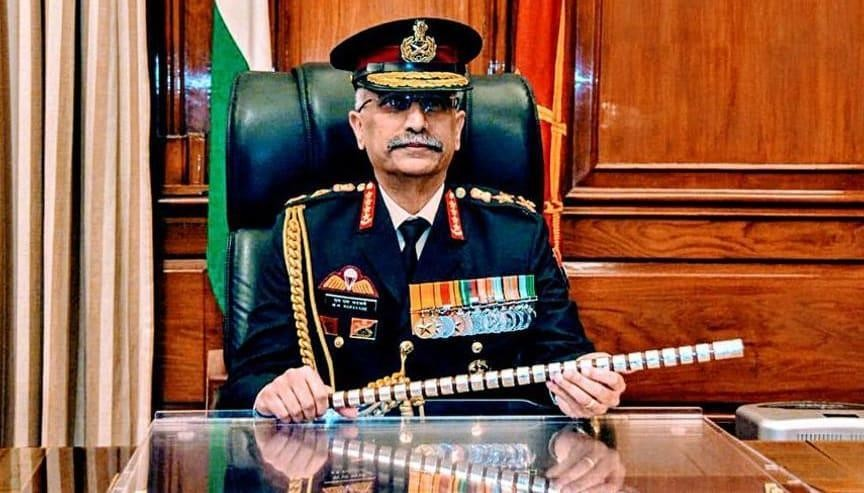 Abrogation of Article 370 'historic step': Army Chief General Naravane