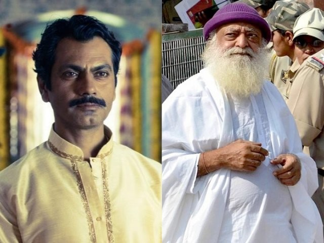 Nawazuddin Siddiqui to play Asaram Bapu in the movie adaptation of 'God of Sin'