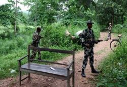 Five Maoists gunned down in Chhattisgarh's Narayanpur district