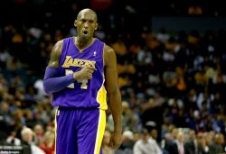 NBA legend Kobe Bryant killed in helicopter crash aged 41