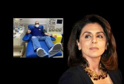 Proud of son-in-law for donating plasma for COVID-19 patients: Neetu