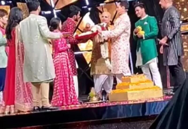 Aditya Narayan Neha Kakkar S Wedding Video Leaks Watch