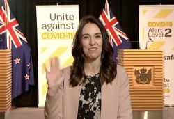 NZ PM stays calm as earthquake strikes during live TV interview; video surfaces