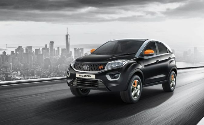 2019 Tata Nexon Kraz Edition Launched in India