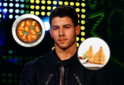 I like samosa but I'm more of a paneer guy: Nick Jonas