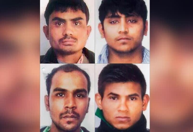 Nirbhaya gangrape convicts to be hanged on March 20 at 5.30 am