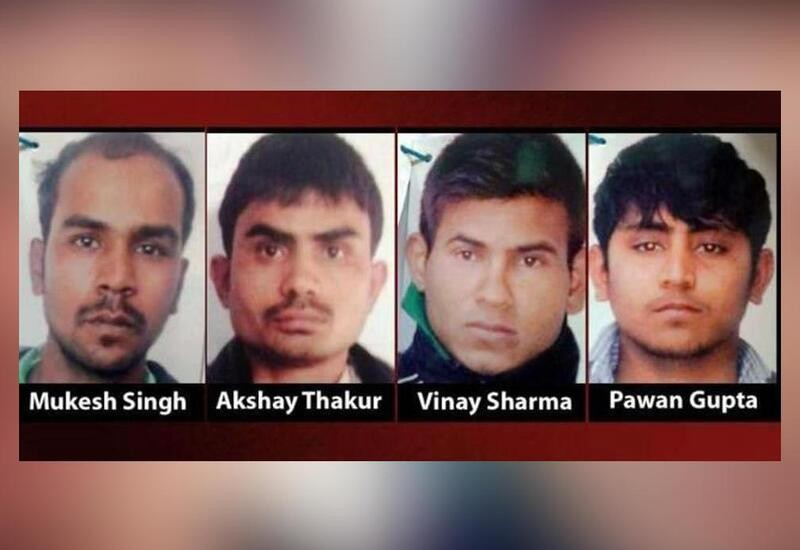 Death warrant issued against Nirbhaya convicts for 3rd time; to be hanged on Mar 3