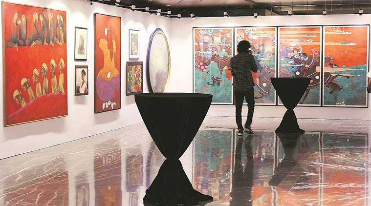 68 artworks from Nirav Modi's collection to go under hammer today
