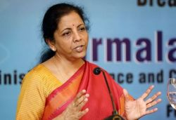 No move to declare financial emergency: Nirmala Sitharaman