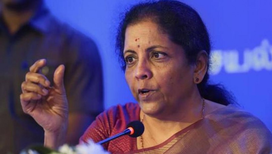 To cope up with Recession Finace Minister Nirmala Sitharaman reduces Corporate tax rate