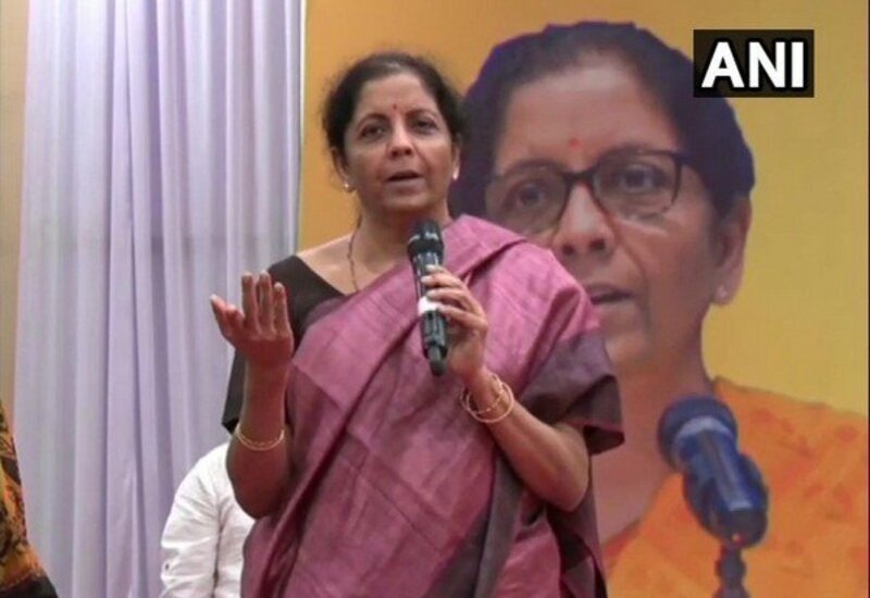 GST might give you difficulties, but it's the 'kanoon': Sitharaman