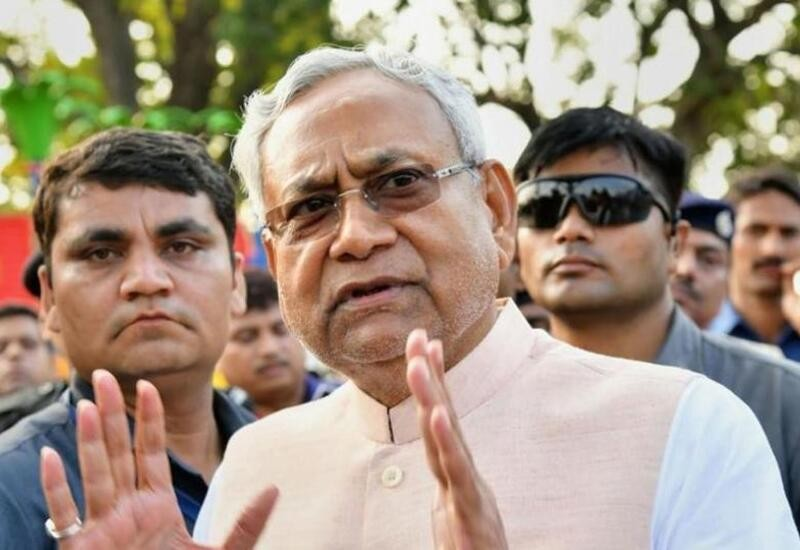 He is free to go: Nitish to JD(U) leader who questioned alliance with BJP