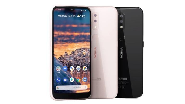 Nokia 4.2 & Nokia 3.2 Android One phones launched at MWC, price in India may start around Rs.10,000