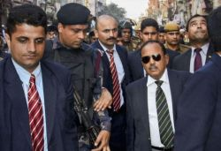 I give you my word, everyone is safe: Doval to girl who said she does not feel safe