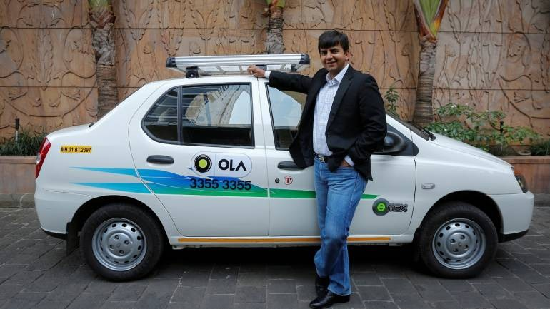 Tackled Uber's entry with guerrilla-like plan, says Ola