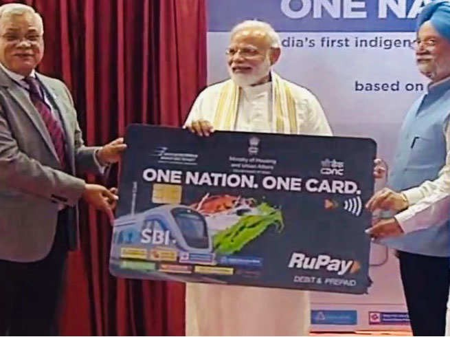 Now Pay for Metro, Parking & Shopping With One Nation One Card