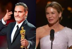 Joaquin wins Best Actor for Joker, Renée Zellweger Best Actress at Oscars