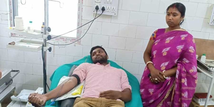 Youth breaks Ramzan fast to save seven-year-old girl suffering from thalassemia