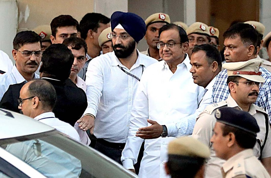 Delhi High Court rejects Chidambaram's bail plea, says- can mislead witnesses