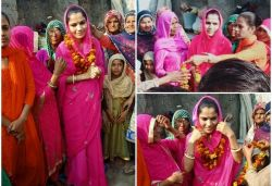 Woman immigrant from Pak to contest panchayat elections in Rajasthan