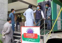 Pak reports 2,076 new COVID-19 cases, total cases exceed 61,000