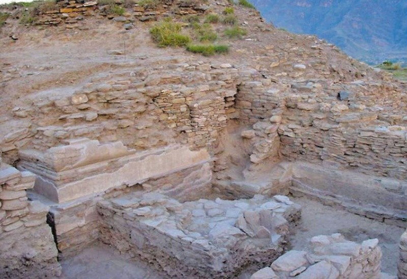 Archaeologists discovered 3000 year old city in Pakistan, possibility of finding Alexander's remains