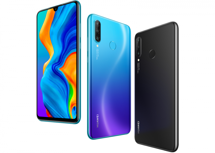 Huawei P30 Lite first sale on Amazon today