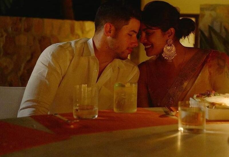 Nick Jonas celebrates Diwali with Priyanka in Mexico; shares pic