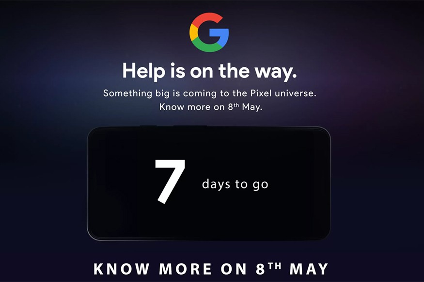 Google Pixel 3a, 3a XL Launching in India on May 8 as Confirmed by Flipkart