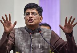 All railway routes to be 100% electrified in 3.5 yrs: Piyush Goyal
