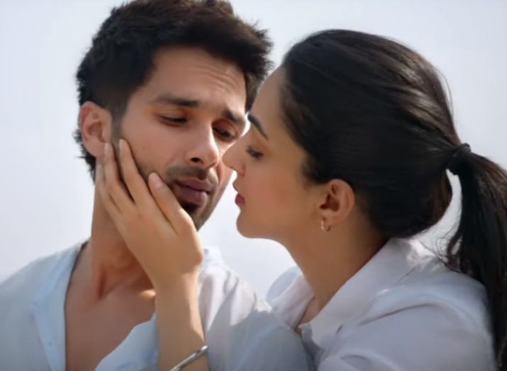 Kabir Singh Song Bekhayali: Shahid Kapoor, Kiara Advani's chemistry sparks fire on the internet