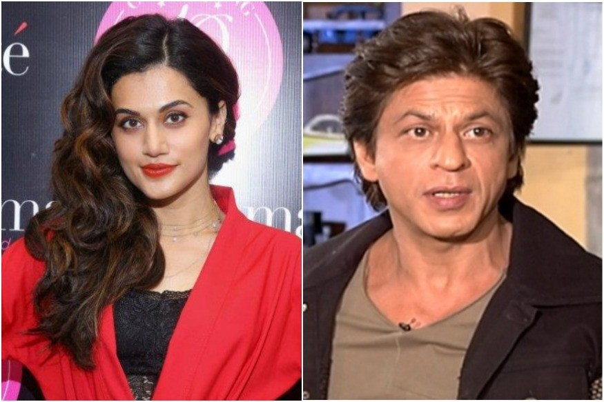 Taapsee Pannu Teases Possibility of Shah Rukh Khan's Special Appearance in 'Badla'