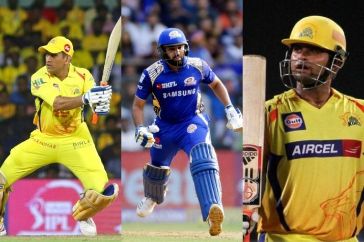 IPL 2019: MS Dhoni, Suresh Raina, Rohit Sharma joust to become first Indian to hit 200 sixes