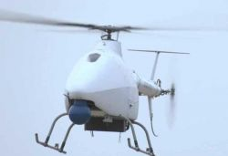 China's unmanned helicopter that can fire strike may be deployed along India border