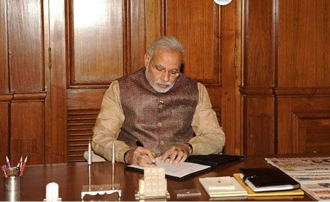 PM Modi's 'Hand-Delivered' Letters To Village Heads A Hit