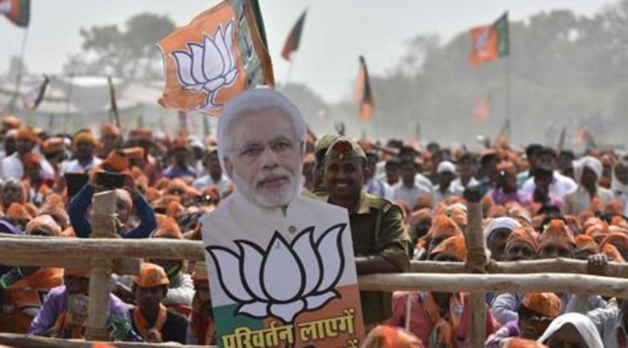 BJP set to contest highest number of Lok Sabha seats in party history