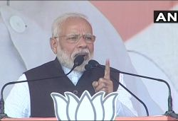 Karnataka bypoll results show how much country trusts BJP: PM Modi