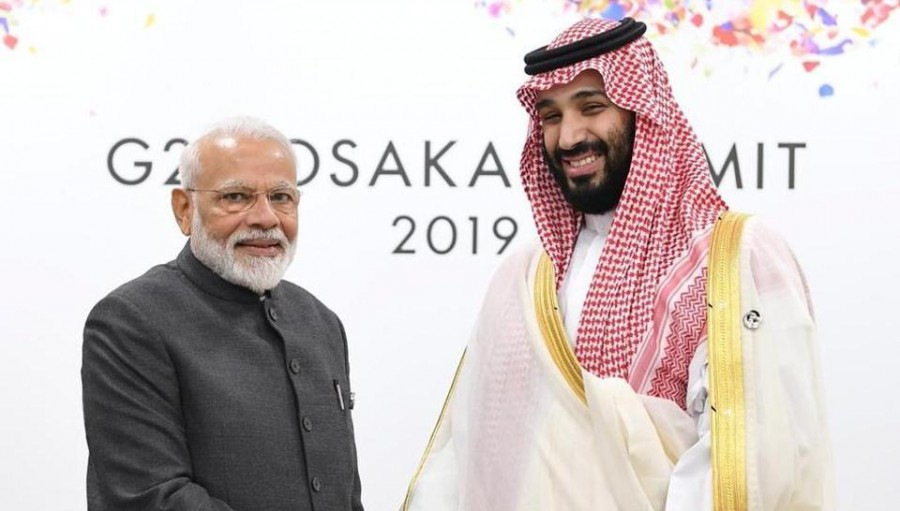 PM Modi meets Saudi Prince Salman in Osaka, discusses counter-terrorism, trade