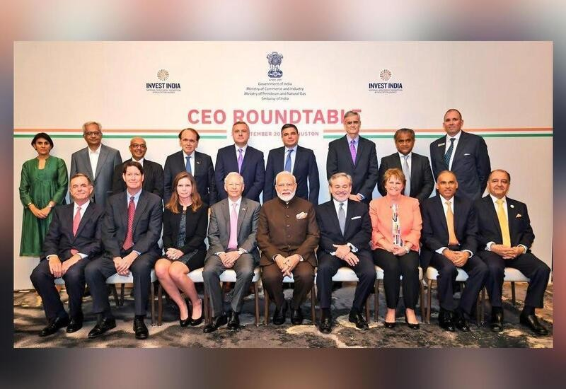 PM's meeting with CEOs from energy sector in US fruitful: MEA
