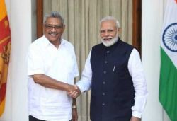 PM Modi speaks to Sri Lankan President, offers support in COVID-19 fight