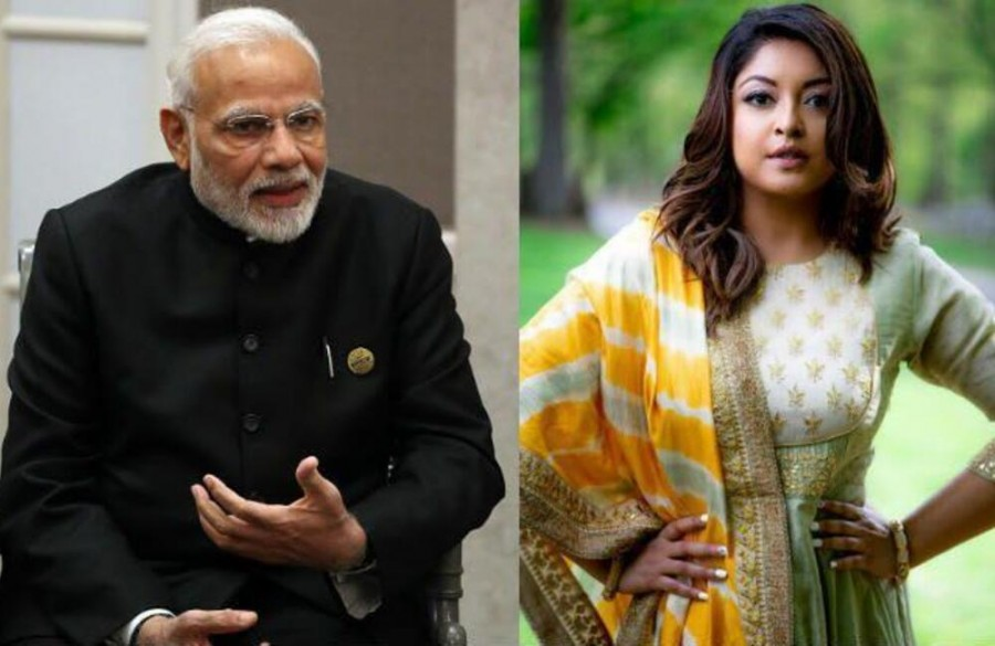 Tanushree Dutta Questions PM Narendra Modi After Nana Patekar Gets Clean Chit in Sexual Harassment C